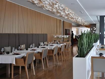 Description: Description: Oru restaurant