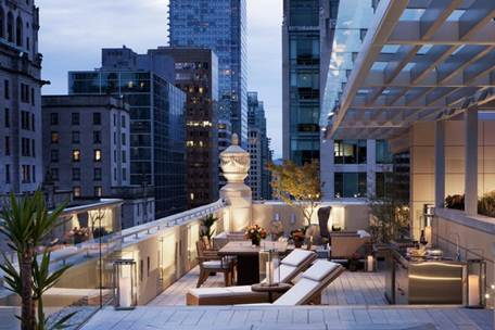 Description: Description: The hotel has a wonderful view.