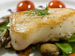 Description: Sea bass