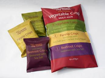 Description: Glennans Vegetables Crisps