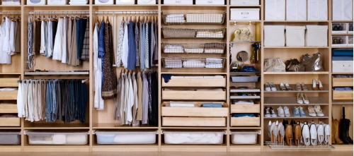 Description: You Can Organise Your Space To Best Suit Your Storage Needs  With The KOMPLEMENT