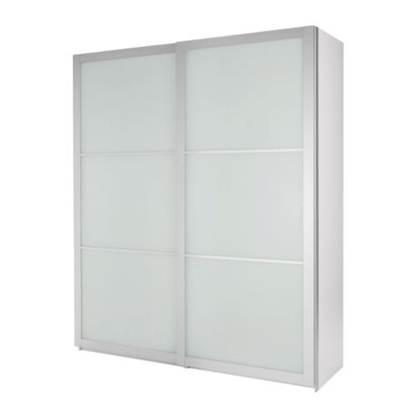 Description: PAX NEXUS wardrobe with interior fittings, £314