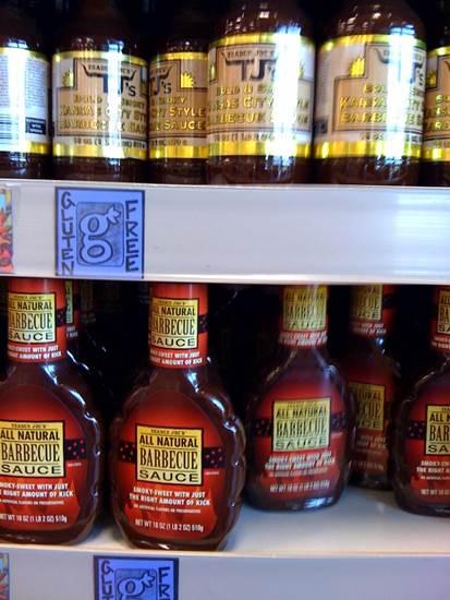Trader Joe's sauce