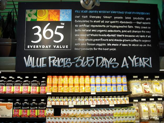 365 Everyday Value (Whole Foods)