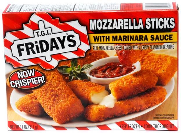 T.G.I. Friday's sticks