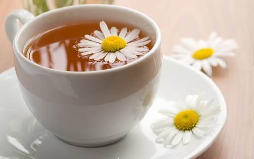 Chamomile tea can protect eyesight.