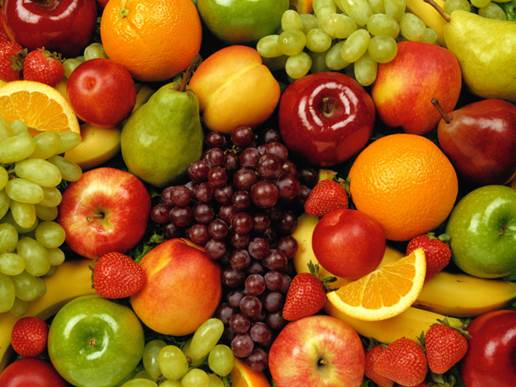Fruits like banana, orange, mandarin, Pomelo, grape… can help us release stress.