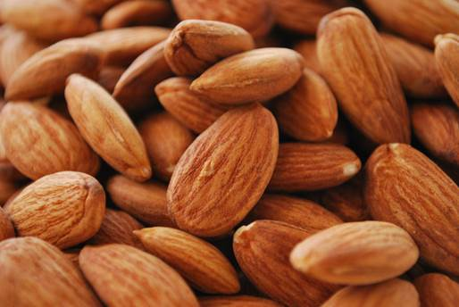 Almond is a rich source of vitamin E, calcium, phosphor, iron and magnesium.
