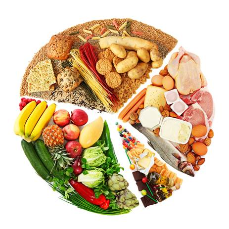 A healthy diet will positively effect on the eyesight.