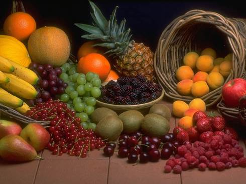 Fruits are rich sources of vitamin.
