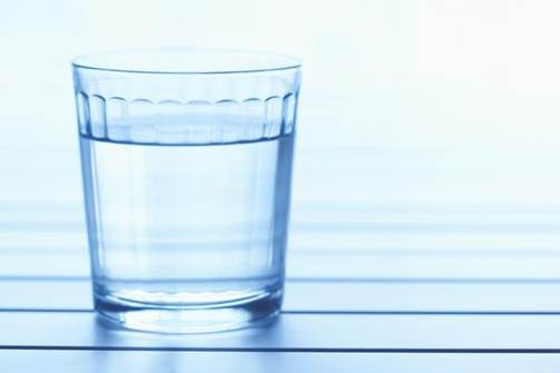 The best thing to do is that you should drink 8 glasses of water a day.