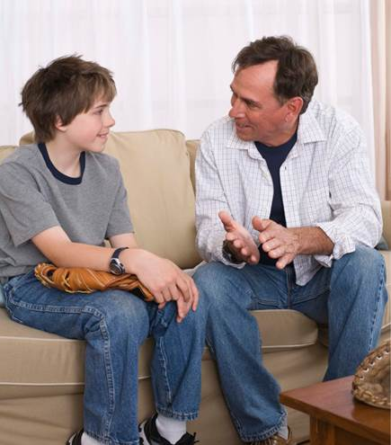 Do the selection before deciding telling your children the truth.