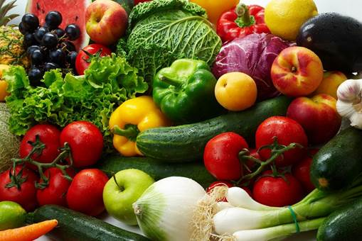 Focus on wholegrains, fruit and vegetables, free-range meats and organic dairy products.