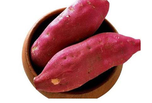 Sweet potato has effect in losing weight.