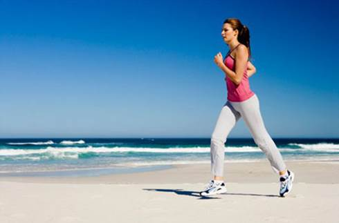 Walking is one of the interesting ways to lose weight.