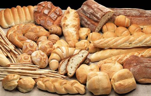 Your body uses blood glucose first, and when you take in carbs, this is topped up.