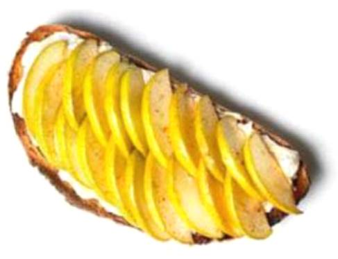 Fat-Burning Apple Slice
