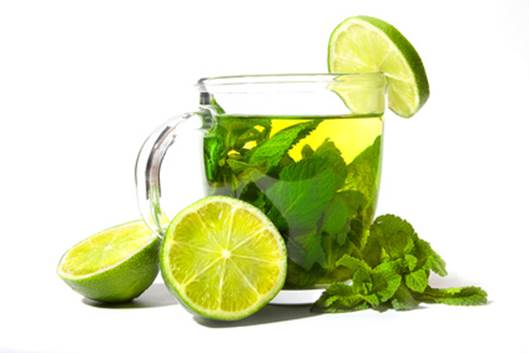 Delicious and benign taste of lemon juice will bring surprising benefits.