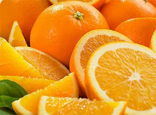 If you eat orange with incorrect way, it can bring harmful effects to your body.