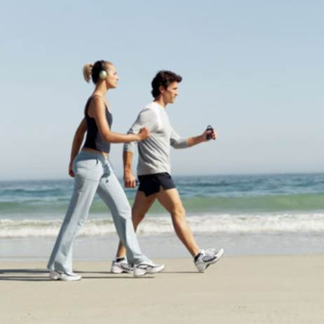 "20 minutes for walking every morning will help you improve 16% about ""flexibility of awareness""."