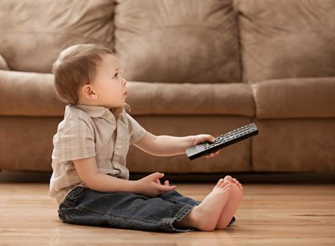 You should reduce time when children sit in front of all of the screens to the rate: 2hours/day.