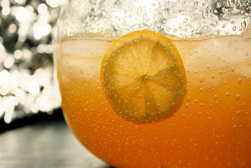Honey and lemonade combination made it a delicious and healthy drink.