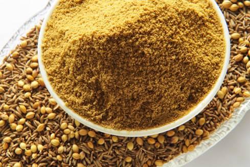 Cumin powder has antioxidants.