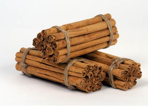 Cinnamon helps delay the tumor development which prevents human body from new cardiovascular formation.