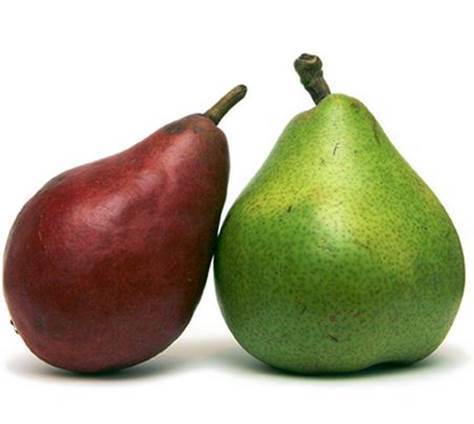 3 conference pears