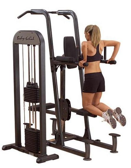 Assisted Chin-Up