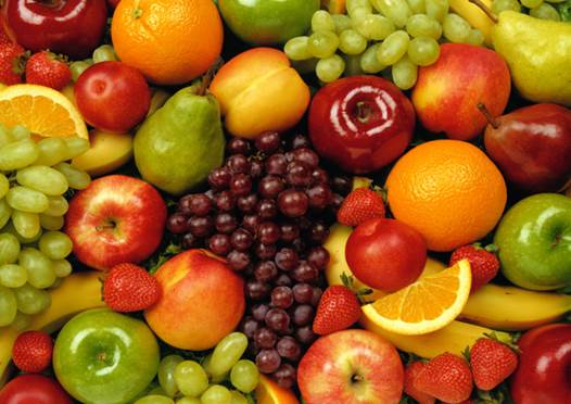 If you can't afford fruits like American grape, Thailand mango, unseasonable orange… you should buy banana, cucumber…