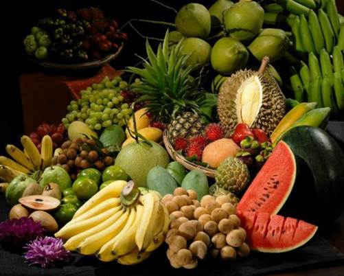 Fruits provide essential nutrients for the body.