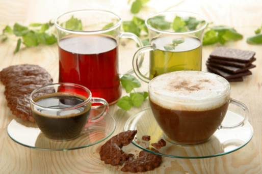 Using caffeine drinks too much will lead to major effects like dehydration, heart beat increase, hypertension, sugar metabolism disorder...