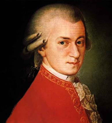 Mozart's music has effects on the stress, too.