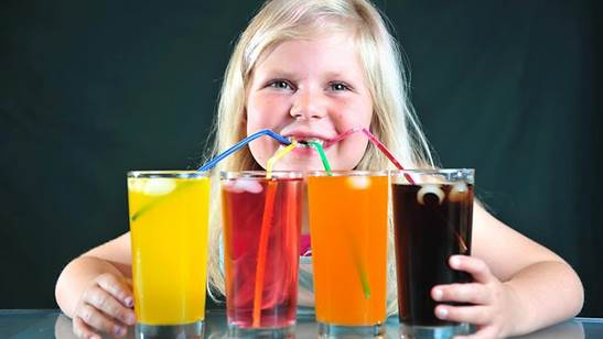Soft drinks are nightmares to your skin.