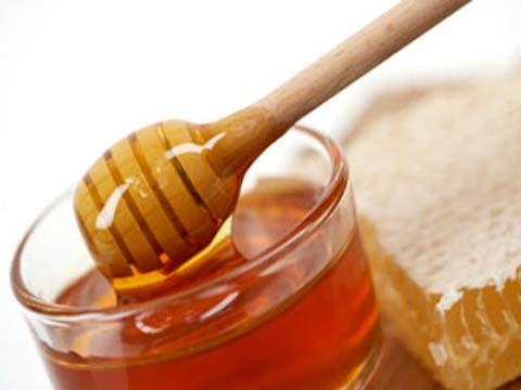 Honey can help increase destroying speed of wine and deal with headache.