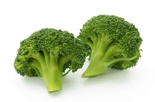 Broccoli is good for eyes' health.