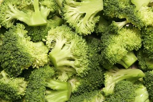 Choose and preserve broccoli