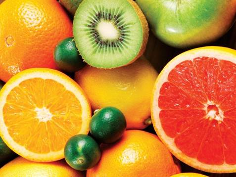 Citrus fruit is the best source of vitamin C, so it very good at improving the immune system of the body.