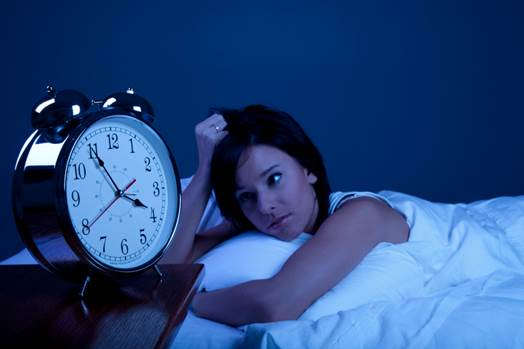 Long-term insomnia causes stress or, even, some chronic diseases.