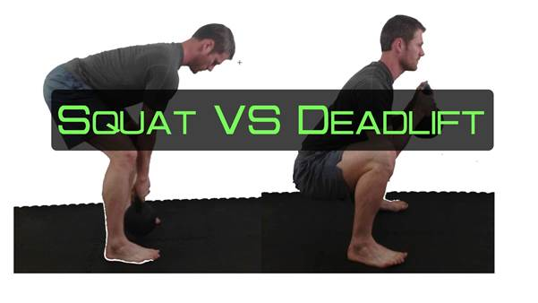 it's important to also incorporate compound movements such as squats and deadlifts into this kind of training