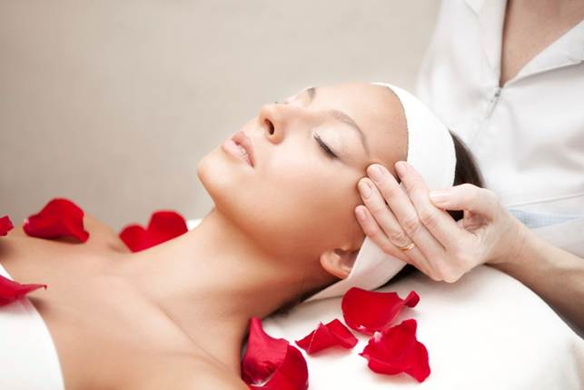 """I love my """"me time""""—facials, massages, and meeting up with my girlfriends over a good meal"""