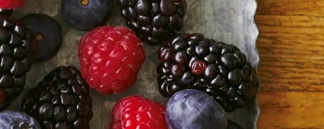 It's finally berry season