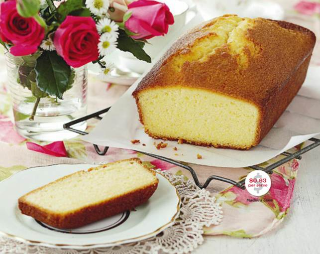 Description: Madeira cake