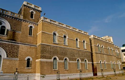 Description: Formerly known as Alfred High School, this is where Mahatma Gandhi did his chooling before going to London.