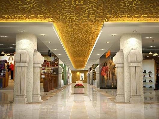 Description: The ITC Grand Chola sets a new benchmark in luxury. Divia Tani Daswani got a first look.