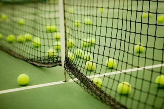 Description: Anyone For Tennis Balls?