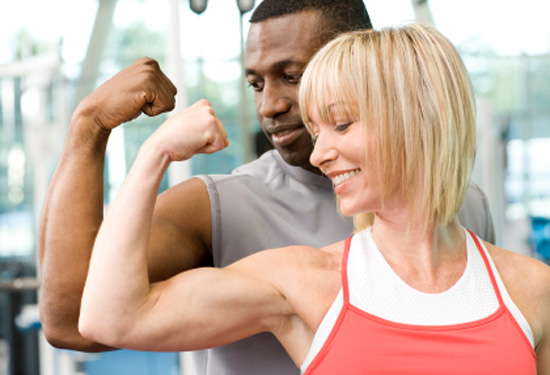 Description: Banish baggy skin on your arms by increasing muscle tone and boosting skin elasticity.