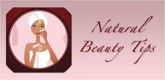 Description: Natural Beauty Tips