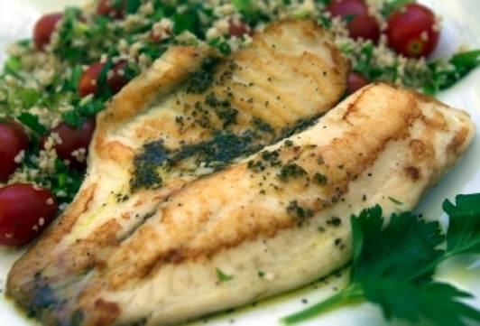 Description: Bright flavors infuse fish dinner